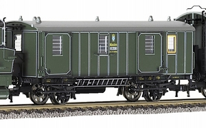 train miniature Wagon Bag Bavarien - 889001 Fleischmann Quirao idées cadeaux