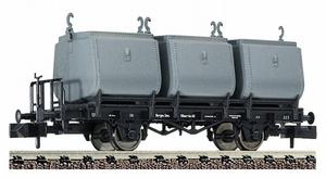train miniature Wagon Charbon  - 826501 Fleischmann Quirao idées cadeaux