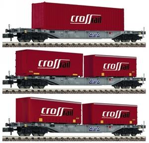 train miniature Wagon Crossrail  - 825201 Fleischmann Quirao idées cadeaux
