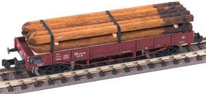 train miniature Wagon Db Av Tuyaux - Bois - 52628701 Fleischmann Quirao idées cadeaux