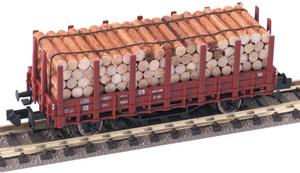 train miniature Wagon March - Rondins - 50148701 Fleischmann Quirao idées cadeaux