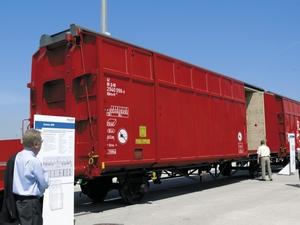 train miniature Wagon Parois Coul  - 537501 Fleischmann Quirao idées cadeaux