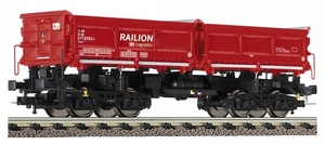 train miniature Wagon Ss Frein  - 553101 Fleischmann Quirao idées cadeaux