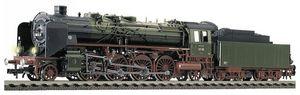 train miniature Locomotive à tender de la DRG, type 39/P 10 avec tender 2'2' T 31.5 (pr) (Echelle HO) 113871 Fleischmann Quirao idées cadeaux