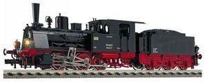 train miniature Loco-tender de la DR, type 89.62 avec interface électrique (Echelle HO) 411501 Fleischmann Quirao idées cadeaux