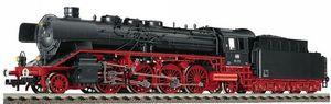 train miniature Locomotive à tender de la DB, type 39 avec tender 2'2' T 34, (echelle HO) 413671 Fleischmann Quirao idées cadeaux