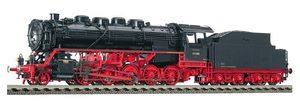 train miniature Locomotive à tender de la DRG, type 43 avec tender 2'2' T 32 type riveté, avec interface électrique. (echelle HO) 414301 Fleischmann Quirao idées cadeaux
