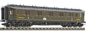 train miniature Voiture-lit, 6 essieux, type WL 6ü de la K.E.P.V Fleischmann Quirao idées cadeaux