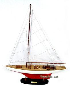 maquette de bateau, voilier, runabout Constellation 60 cm Gia Nhien Quirao idées cadeaux