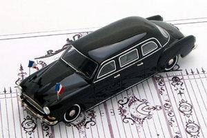miniature de voiture Frégate présidentielle Heco Miniatures Quirao idées cadeaux