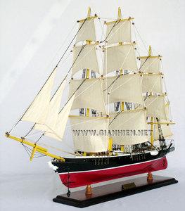 maquette de bateau, voilier, runabout HMS Warrior - coque 60 cm Gia Nhien Quirao idées cadeaux