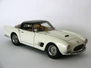 miniature de voiture Ferrari 375MM Ch. 0490AM  Ivory/Black Ilario Quirao idées cadeaux