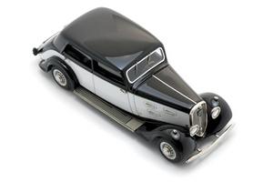 miniature de voiture Peugeot 601 Berline Heco Miniatures Quirao idées cadeaux