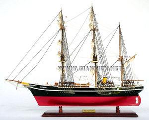 maquette de bateau, voilier, runabout RSS Discovery - 61 cm Gia Nhien Quirao idées cadeaux