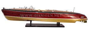 maquette de bateau, voilier, runabout Stan Craft Torpedo - 97 cm Gia Nhien Quirao idées cadeaux