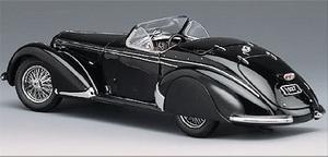 miniature de voiture Alfa Romeo BC (2900B) 1937 The Franklin Mint Quirao idées cadeaux