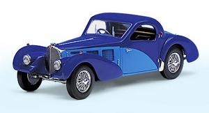 miniature de voiture Bugatti type 57 SC 1936 The Franklin Mint Quirao idées cadeaux