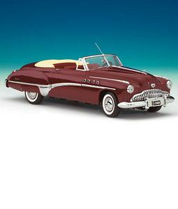 miniature de voiture Buick Roadmaster 1949 The Franklin Mint Quirao idées cadeaux