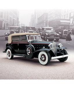 miniature de voiture Cadillac convertible 1932 -Elliot Ness- The Franklin Mint Quirao idées cadeaux