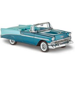 miniature de voiture Chevy Bel Air convertible 1956 The Franklin Mint Quirao idées cadeaux