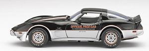 miniature de voiture Corvette Indy pace car 1978 The Franklin Mint Quirao idées cadeaux