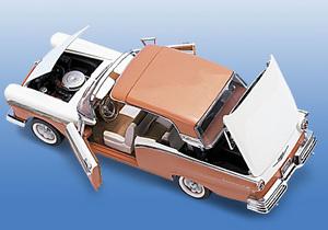 miniature de voiture Ford Skyliner 1957 The Franklin Mint Quirao idées cadeaux