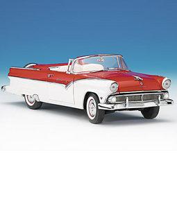 miniature de voiture Ford Sunliner 1955 The Franklin Mint Quirao idées cadeaux