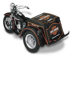 miniature de moto Harley Davidson servi-car 1947 The Franklin Mint Quirao idées cadeaux
