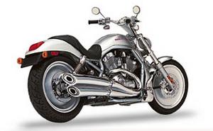 miniature de moto Harley Davidson V-rod The Franklin Mint Quirao idées cadeaux