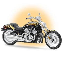 miniature de moto Harley Vrsca V-Rod The Franklin Mint Quirao idées cadeaux