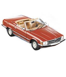 miniature de voiture Mercedes SL 1973 The Franklin Mint Quirao idées cadeaux