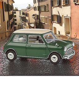 miniature de voiture Morris mini 1967 The Franklin Mint Quirao idées cadeaux