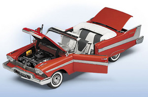 miniature de voiture Plymouth Belvedere conv 1958 The Franklin Mint Quirao idées cadeaux