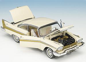 miniature de voiture Plymouth Fury 1957 The Franklin Mint Quirao idées cadeaux