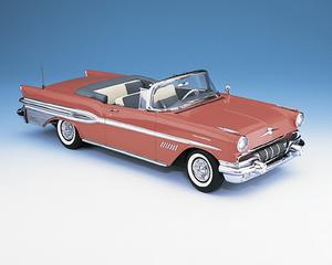 miniature de voiture Pontiac Bonneville 1957 The Franklin Mint Quirao idées cadeaux