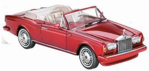 miniature de voiture Rolls Royce Corniche 1992 The Franklin Mint Quirao idées cadeaux