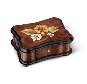 Reuge music box Samba 36 notes Reuge