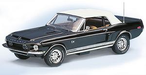 miniature de voiture Shelby GT 500 KR conv 1968 The Franklin Mint Quirao idées cadeaux