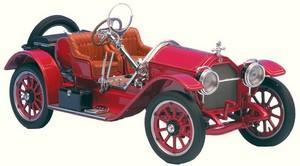 miniature de voiture Stutz Bearcat 1915 The Franklin Mint Quirao idées cadeaux