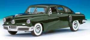 miniature de voiture Tucker 1948 The Franklin Mint Quirao idées cadeaux