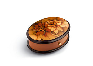 Reuge music box Water Lily Reuge