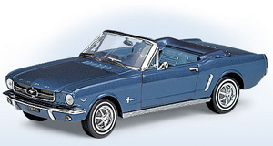 miniature de voiture Ford Mustang 1964 The Franklin Mint Quirao idées cadeaux