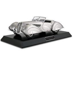 miniature de voiture 1937 Delahaye 1:12e (étain) 43 cm The Franklin Mint Quirao idées cadeaux
