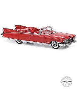 miniature de voiture Cadillac Eldorado Biarritz - 1959 The Franklin Mint Quirao idées cadeaux