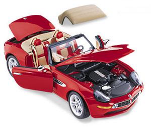 miniature de voiture BMW Z8 The Franklin Mint Quirao idées cadeaux