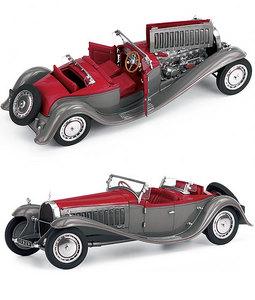 miniature de voiture Bugatti type 41 Esders - 1929 The Franklin Mint Quirao idées cadeaux