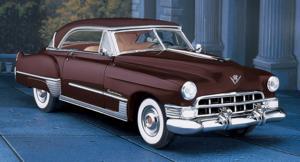 miniature de voiture Cadillac Coupé de ville 1949 The Franklin Mint Quirao idées cadeaux