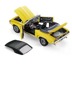 miniature de voiture Chevrolet Camaro 396 SS 1969 The Franklin Mint Quirao idées cadeaux