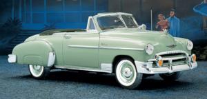 miniature de voiture Chevy Styleline 1950 The Franklin Mint Quirao idées cadeaux