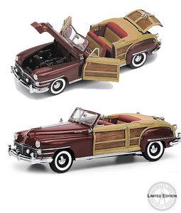 miniature de voiture Chrysler Town & Country 1948 The Franklin Mint Quirao idées cadeaux